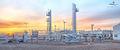 midstream, stabilizer, sunrise Sunray Texas, refinery, large format fine art prints, mural, fine art mural, midstream oil & gas