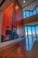 Rockwater Energy, Houston, Texas, Patriot Drilling, Midland, Texas, Williams Tower, Photography Installations, Oil & Gas Photography