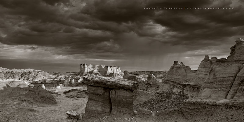 New Mexico, New Mexico fine art landscape photography, Bisti Wilderness, Navajo, desolation, monsoon, rain, Ship Rock, Northwestern New Mexico, Ruidoso