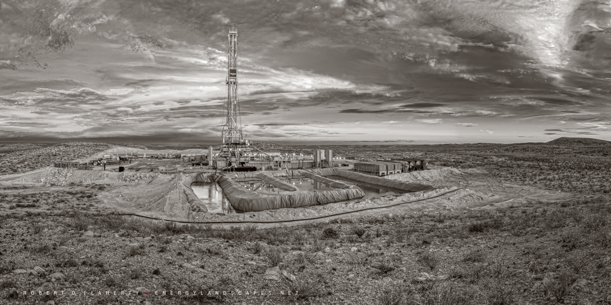 """""""Torsion"""" features Cactus Rocket Rig 148 drilling a two mile lateral gas well in the Delaware Basin of far West Texas. This is..."""
