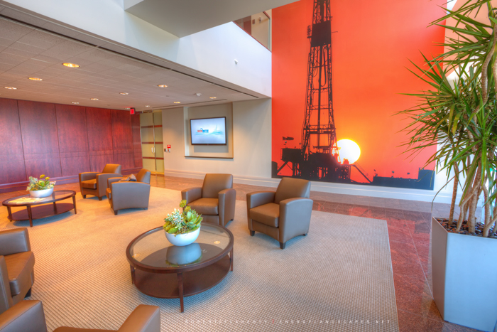 Rockwater Energy, Corporate Lobby, photo
